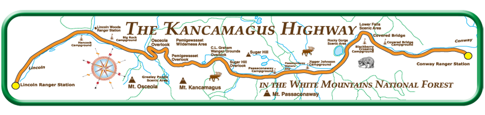 Kancamagus Highway Links Page